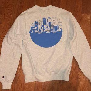 Champion Tops - Waze Champion Sweatshirt